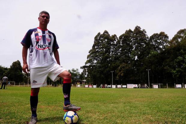 Amadores Futebol Clube: conheça Alex Gauer, do Esporte Clube Juvenil Marcelo Casagrande/Agencia RBS