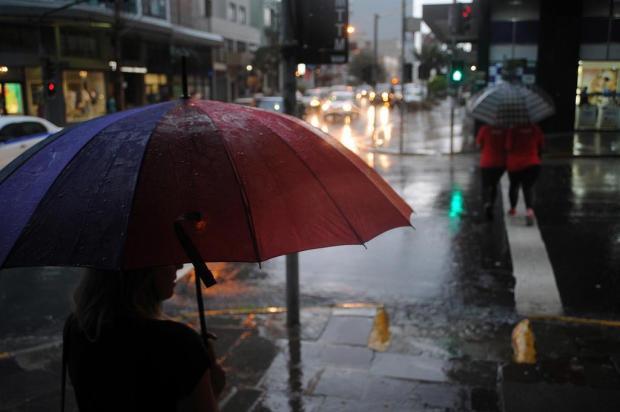 Sexta-feira deve ser marcada pelo retorno da chuva no Rio Grande do Sul Felipe Nyland/Agencia RBS
