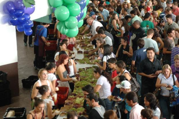 Promoção na compra de ingressos para Festa da Uva ocorre nesta sexta Luiz Chaves/Festa da Uva