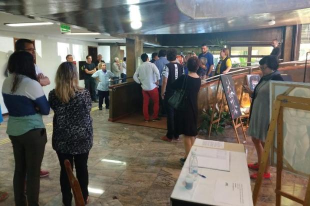 Mirante: exposição na Câmara de Caxias provoca tumulto Divulgação/Divulgação