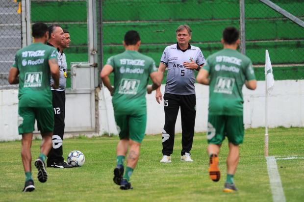 Juventude vive situação atípica na última rodada, contra o CSA Porthus Junior/Agencia RBS