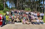 Encontro reúne voluntários de quatro cidades do projeto Mão Amiga Projeto Mão Amiga/Divulgação