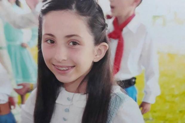 """""""Era muito alegre e dedicada aos estudos"""", relata diretora sobre menina morta em acidente em Vacaria Facebook/Reprodução"""