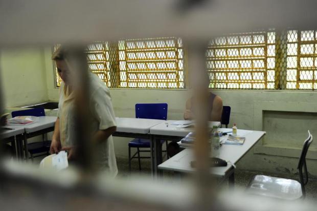 Menos da metade dos internos do Case de Caxias é da cidade Porthus Junior/Agencia RBS