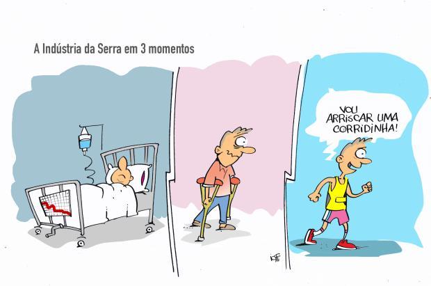 Iotti: a indústria da Serra em três momentos Iotti / Agência RBS /Agência RBS