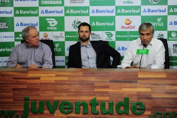 Juventude confirma Walter Dal Zotto Jr. como presidente para 2019 Porthus Junior/Agencia RBS