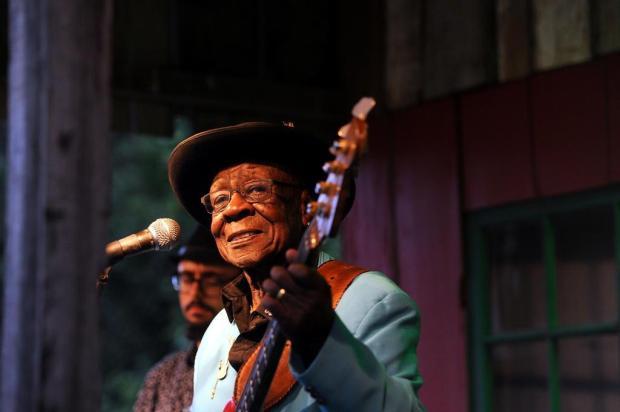 Agenda: Bob Stroger faz show nesta quarta, no Mississippi Delta Blues Bar Felipe Nyland/Agencia RBS