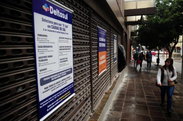 E a Deltasul do antigo Shopping Triches abrirá para o Natal? Diogo Sallaberry/Agencia RBS