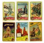 Memória: As clássicas estampas do sabonete Eucalol Acervo pessoal / divulgação/divulgação