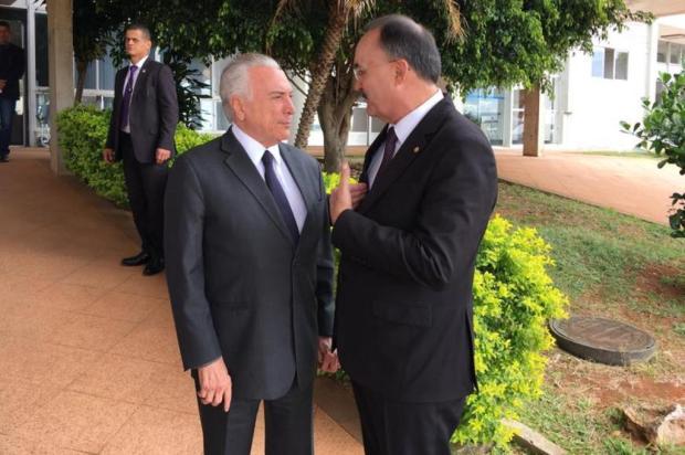 Mirante: ex-deputado federal assume cargo em comissão no governo Michel Temer Dione Senna/Divulgação