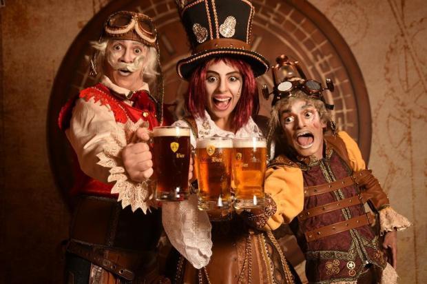 3por4: Gramado tem Fabulosa Fábrica de Cerveja Cibele Peccin/Divulgação