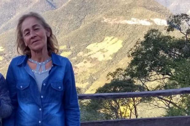 Família confirma que morta em represa é a mulher que estava desaparecida em Caxias do Sul Acervo de família / divulgação/divulgação