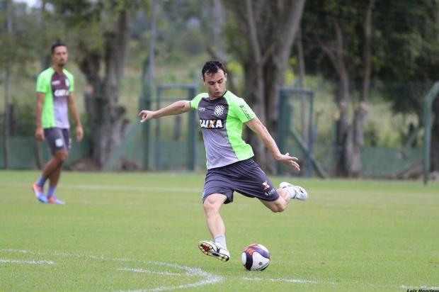 Volante Juliano é mais um reforço do Caxias para o Gauchão Luiz Henrique/F.F.C