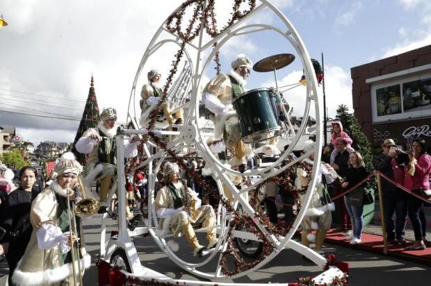 3por4: Natal Luz de Gramado será destaque em programa da Ana Maria Braga Cleiton Thiele/Divulgação