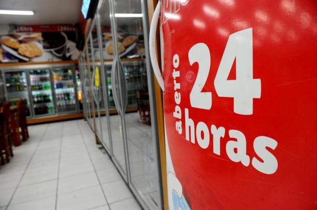 Comércio 24 horas começa a ganhar espaço em Caxias Lucas Amorelli/Agencia RBS