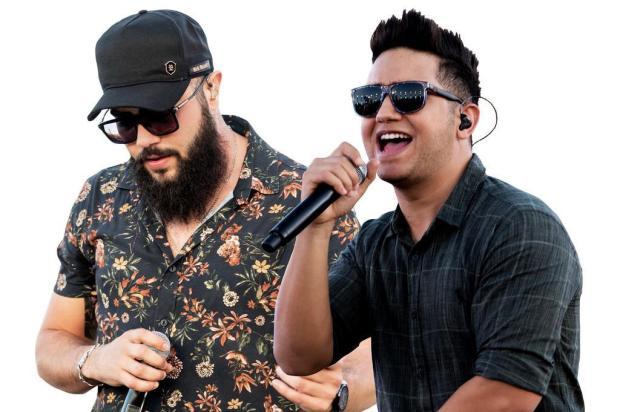 Dupla Henrique & Juliano faz show neste domingo, em Carlos Barbosa Flaney/divulgação