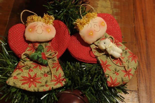 Decoração: aprenda a fazer um anjo de natal Felipe Nyland/Agencia RBS