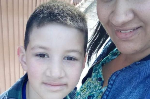 BM encontra criança desaparecida em Caxias do Sul Arquivo pessoal/Divulgação