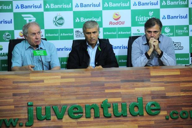 Com parceria alinhada, Juventude inicia busca mais intensa por reforços para 2019 Porthus Junior/Agencia RBS