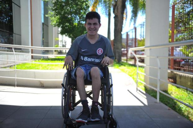 Comunidade de Bento Gonçalves quer ajudar Willian em tratamento de células-tronco Felipe Nyland/Agencia RBS