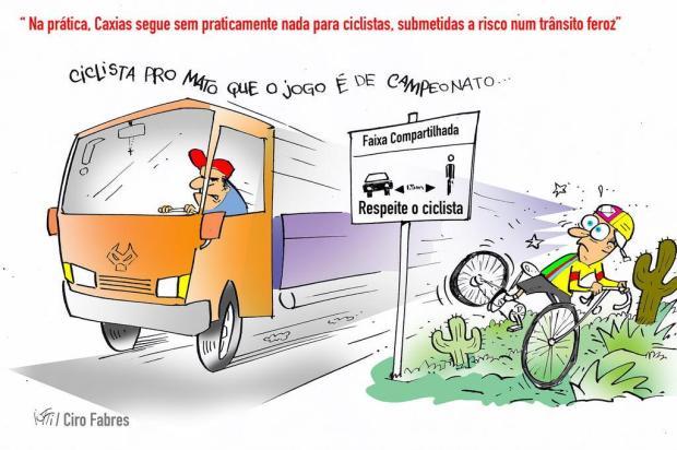 Iotti: respeito aos ciclistas Iotti/Iotti