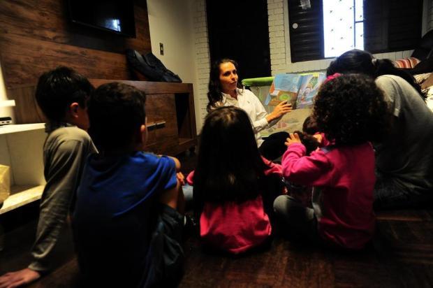 Você também pode ser padrinho de uma criança ou adolescente de casas lares e abrigos em Caxias Porthus Junior/Agencia RBS