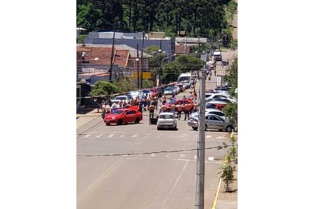 Bandidos assaltam bancos de Ibiraiaras pela segunda vez no ano Júlio Stella  / Divulgação /Divulgação