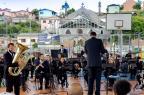 Orquestra de Sopros anima famílias em Caxias do Sul Jackson Cardoso/Divulgação