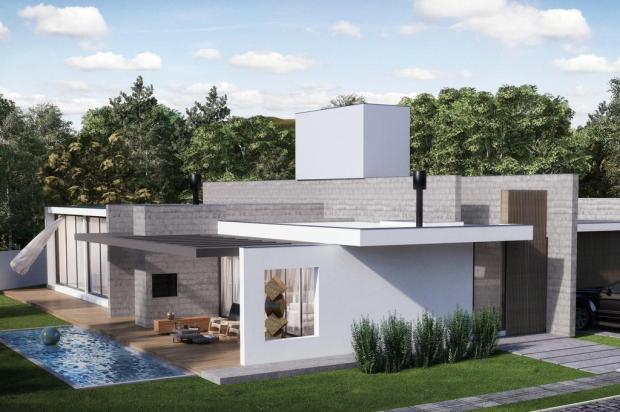 Urbanizadora lança condomínio com a opção de casas prontas Projeto Tagir Fattori Arquitetos/reprodução