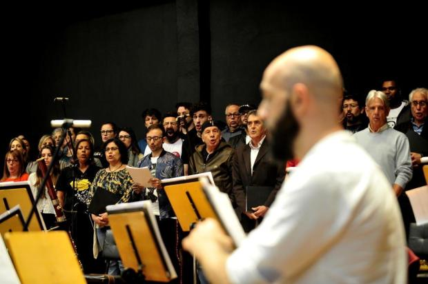 Orquestra da UCS apresenta espetáculo com temas de video game Lucas Amorelli/Agencia RBS