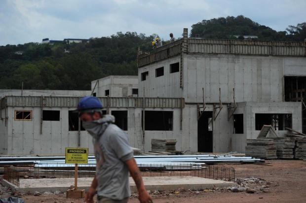Governador visitará obras do novo presídio de Bento Gonçalves Felipe Nyland/Agencia RBS