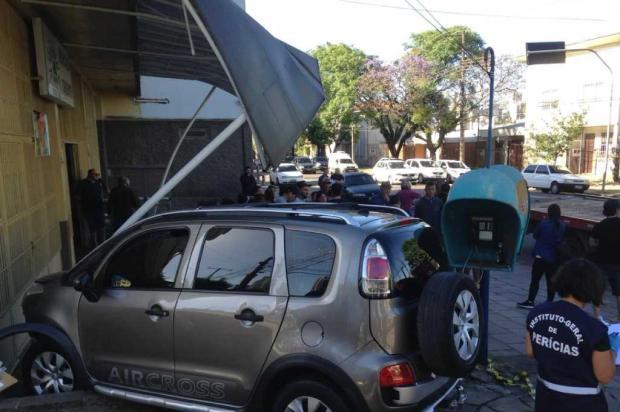 Homem morre em acidente no bairro Jardelino Ramos em Caxias Felipe Nyland / Agência RBS/Agência RBS