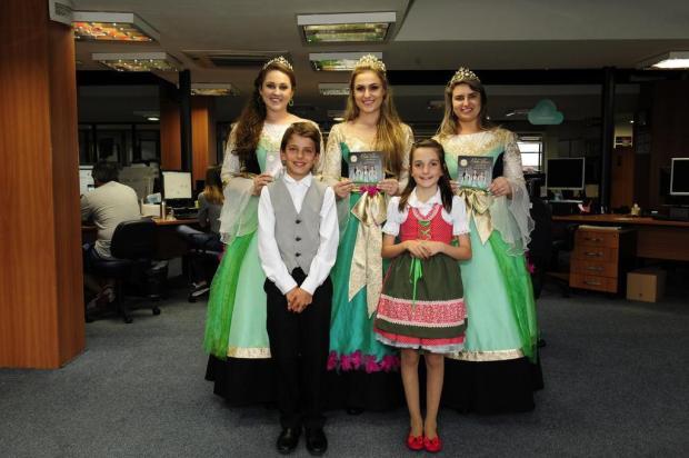 Bella Festa movimenta Fagundes Varela até domingo Lucas Amorelli/Agencia RBS
