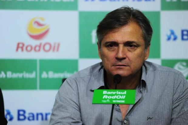 Intervalo: equipe alviverde aposta no comprometimento Porthus Junior/Agencia RBS
