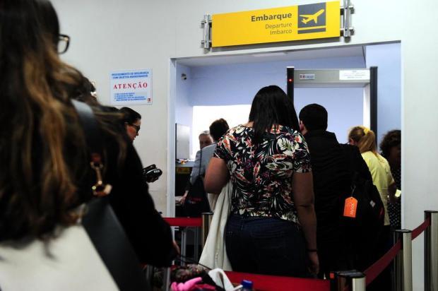 Diretor da Astra confirma fim das atividades no Aeroporto Hugo Cantergiani, em Caxias do Sul Antonio Valiente/Agencia RBS