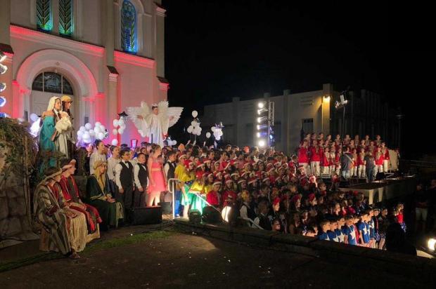 Nova Milano abre programação natalina nesta sexta-feira Maria Folle/divulgação