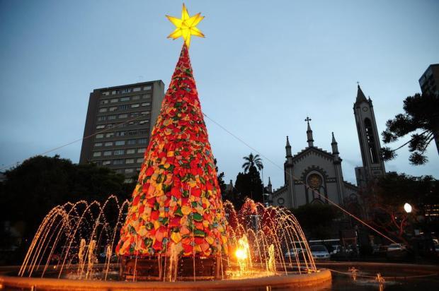 Confira as atrações natalinas deste final de semana em Caxias do Sul Porthus Junior/Agencia RBS