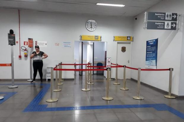 Após operação padrão por atraso em salários, raio X do aeroporto de Caxias funciona normalmente Alana Fernandes/Agência RBS