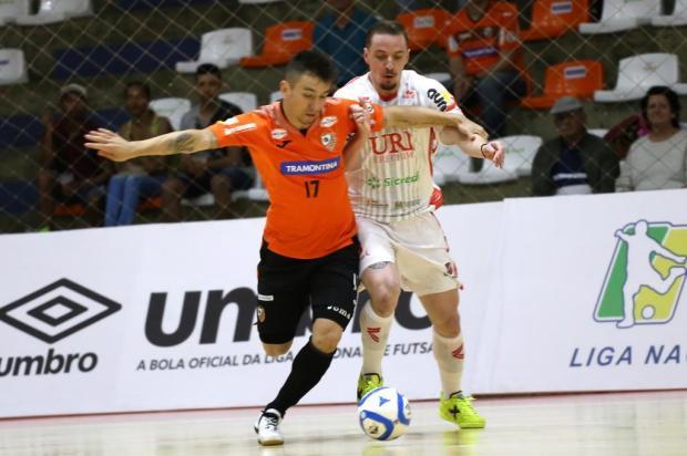 ACBF acerta com três reforços de times gaúchos para o próximo ano Ulisses Castro/ACBF,Divulgação