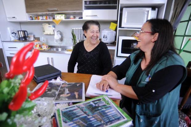 Agentes de saúde ajudam a levar mais qualidade de vida aos bairros de Caxias do Sul Felipe Nyland/Agencia RBS
