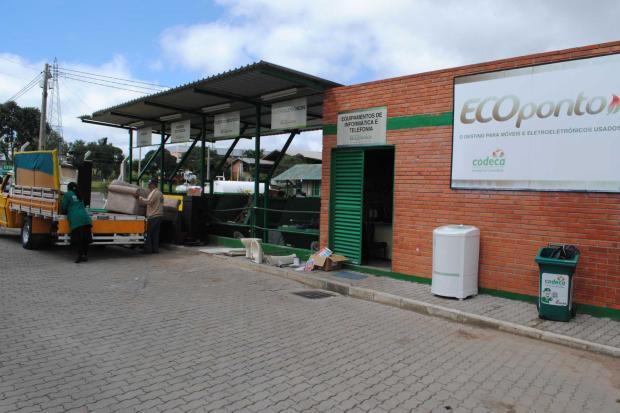 Horário para descarte de móveis e equipamentos de informática muda em Caxias Diego Silva / Acervo Codeca/Acervo Codeca