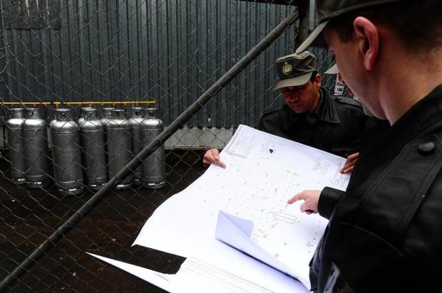 Bombeiros lançam sistema online para todos os tipos de planos de prevenção Jonas Ramos/Agencia RBS