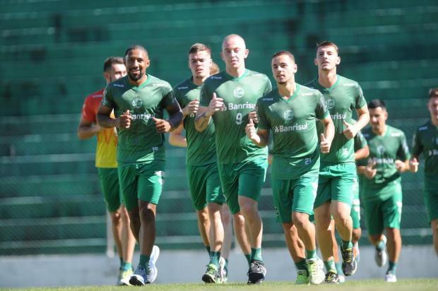 Juventude se reapresenta para a pré-temporada com 18 atletas Porthus Junior/Agencia RBS