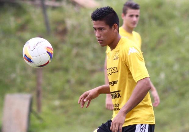 Juventude confirma contratação do lateral-direito Lucas Mota Criciúma / Divulgação/Divulgação