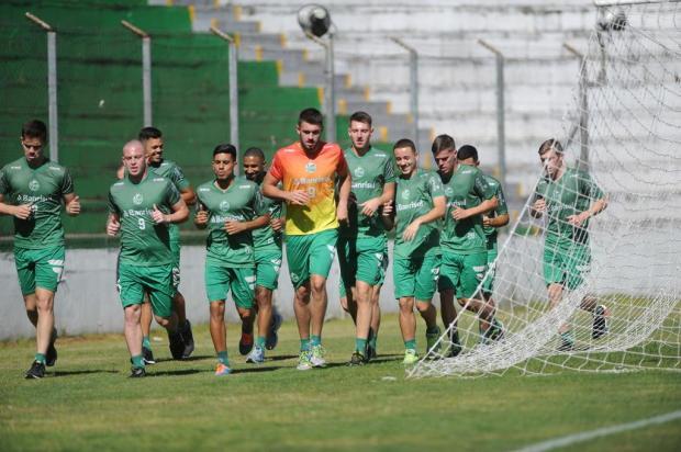 Intervalo: Em times reformulados, faltam as peças mais importantes para Caxias e Juventude Porthus Junior/Agencia RBS