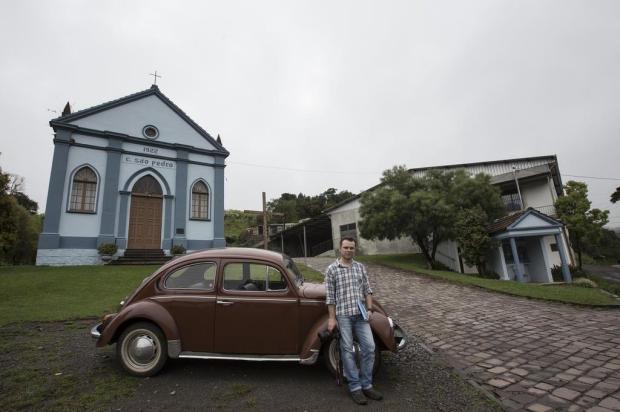 "Agenda: Fabiano Mazzotti lança ""O Livro do Capitel"", na quinta Jefferson Botega/Agencia RBS"