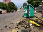 Prejuízo com contêineres que sofreram vandalismo ultrapassa R$ 60 mil em Caxias Roni Rigon/Agencia RBS