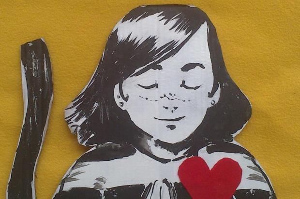 """Agenda: Lucas Leite e Júlia Pellizzari lançam exposição """"Elichat, a menina felina e seu tempo"""", nesta quarta Elichat/Divulgação"""