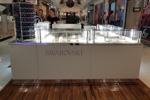 Caxias do Sul ganha ponto de venda da Swarovski Cristiano D. Telles/divulgação