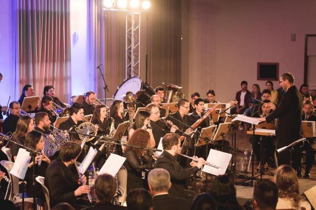 Orquestras de Carlos Barbosa, Veranópolis e Faria Lemos se unem para concertos natalinos Leandro Rodrigues/Divulgação